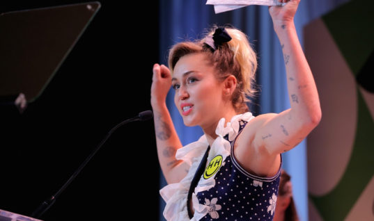 Miley Cyrus Grew Up Right, Despite What The Media Wants You To Believe