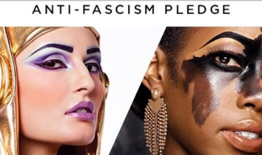 The Makeup Brand That's Taking a Stand Against Trump