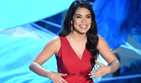 The Importance of Auli'i Cravalho's Oscar Preformance