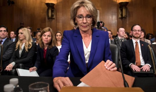 Betsy DeVos Has Just Secured A Full Vote On The Senate Floor – And Here's The Problem With That:
