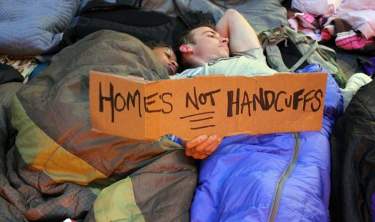 Want to End Chronic Homelessness? Give People Homes