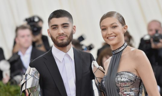 Zayn Defends Gigi for Her Blatant Racism