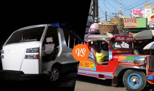 Transport Groups Are Striking In The Philippines