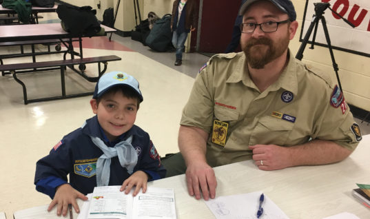 After Being Kicked Out Of Boy Scouts, Transgender Boy Joe Maldonado Returns To Another Pack