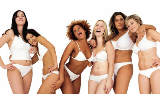 Dove is Celebrating and Empowering Women as Well as Their Individuality