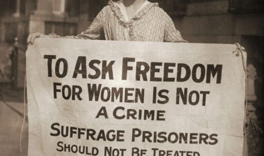 What the Suffragettes Really Taught Us
