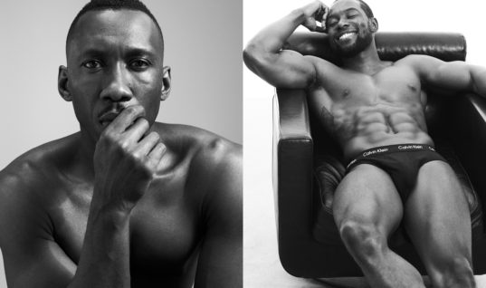 The Moonlight Boys Are The New Faces of The Spring 2017 Underwear Campaign for Calvin Klein