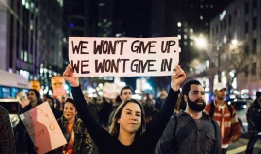 The Resistance Cant Succeed Without Young People: Here's Why