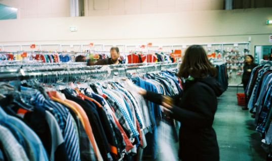 Why Thrift Shopping Benefits You AND Our Planet