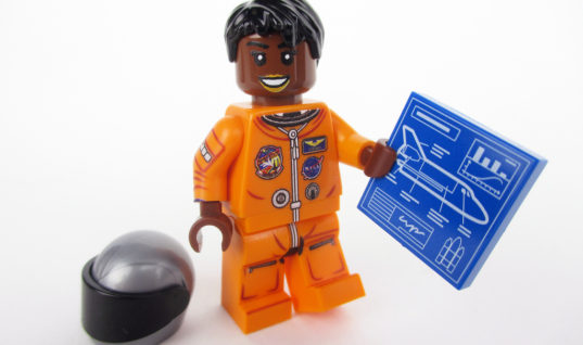 "LEGO Approves the Creation of a ""Women of NASA"" Set"