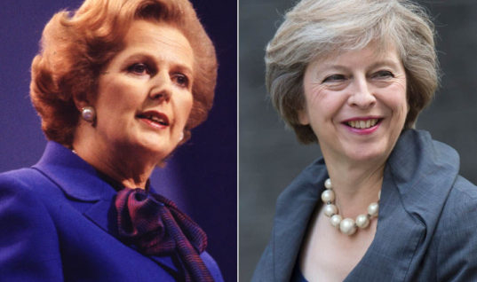 A Female Prime Minister Doesn't Mean A Feminist One