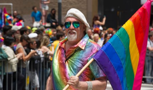 Gilbert Baker, The Creator of The Iconic Pride Flag, Has Died