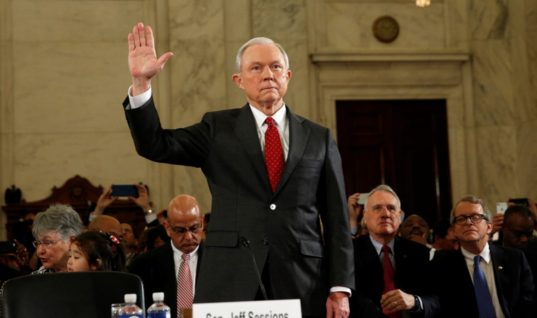 Sessions Spoke With Russian Officials During Campaign