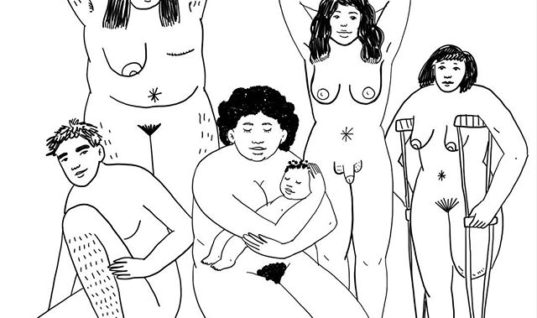 Frances Cannon: Leading The Body Positivity Movement One Artwork At A Time