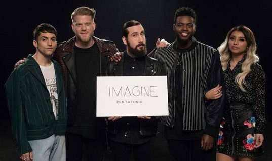 Why Pentatonix's Music Video for Imagine is the Message the World Needs to See