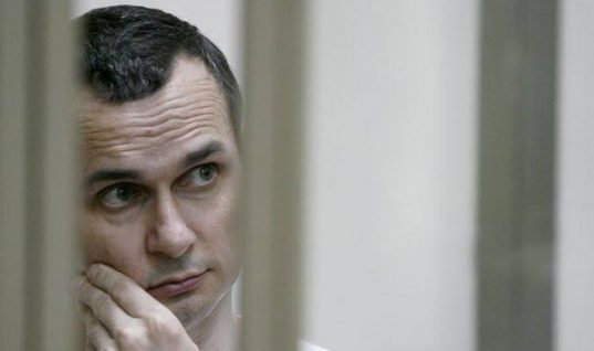 Oleg Sentsov Won A Freedom To Write Award While Imprisoned in Russia