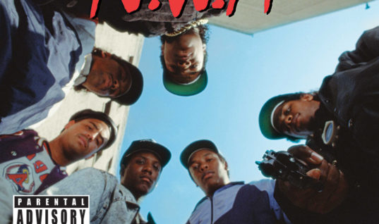N.W.A.'s Legendary 'Straight Outta Compton' Album To Be Preserved by The National Recording Registry Because of Its Cultural Importance