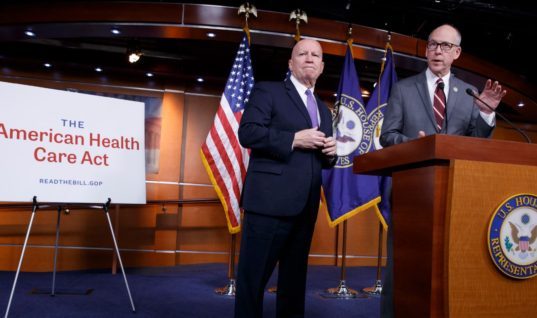 New GOP Health Care Plan Will Leave 24 Million Uninsured by 2026