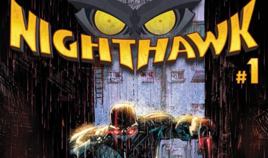 """Nighthawk"" Is One of The Most Important Comics: Here's Why"