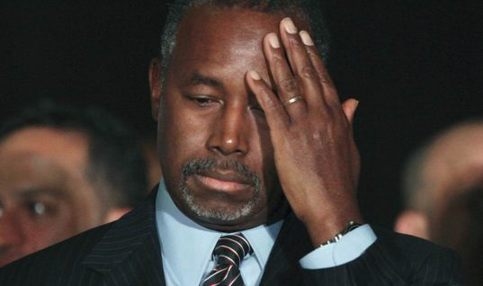 Congratulations, Ben Carson; You've Surgically Removed Yourself from the Black Community