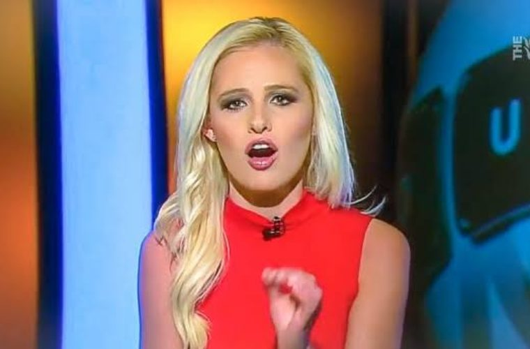 Tomi Lahren's 15 Minutes of Fame May Just Be Over