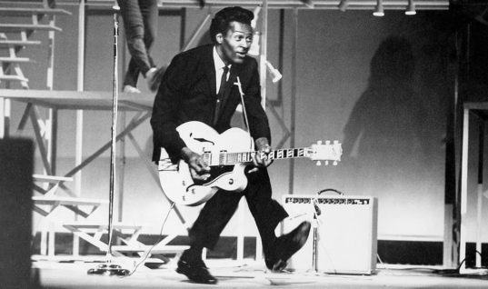 Remembering Rock And Roll Legend Chuck Berry