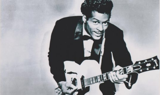 Chuck Berry Was The Real King of Rock and Roll, Not Elvis