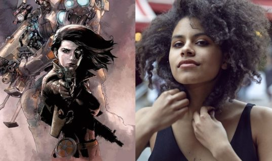 Casting Done Right: Zazie Beetz Will Play Domino In 'Deadpool 2'