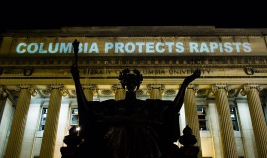 Two Time Rape Victim Sues Columbia University For Neglecting Her Case