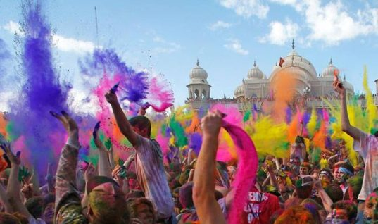 Holi 2017: The Most Vibrant Celebration in the World