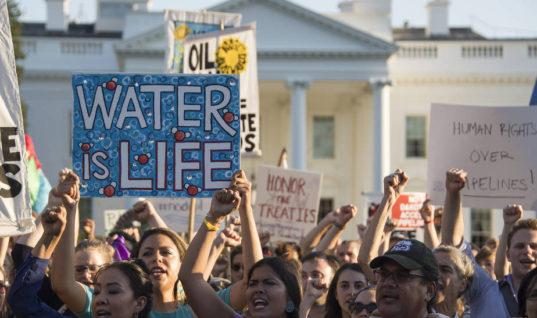 Keystone XL Pipeline Permit Issued After Trump Administration's Approval