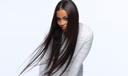 Lauren London is Confident and Glowing Despite Body Shaming Haters
