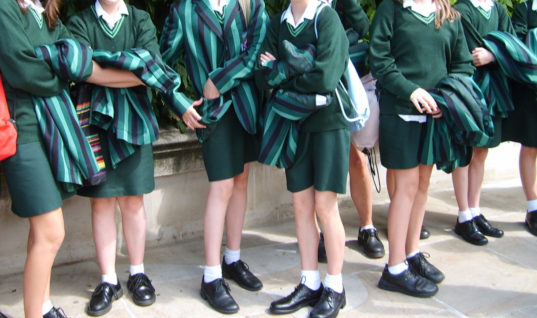 No More Gendered Uniforms For This New Zealand School