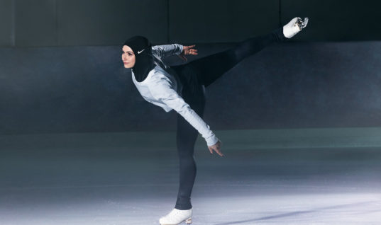 Nike Releases A 'Pro Hijab' Sportswear Collection