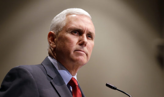 Mike Pence Learned From Hillary Clinton and Used a Private Email Server, and Was Then Hacked