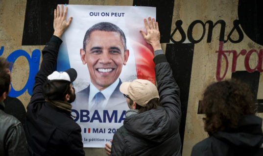 Plot Twist: What If Barack Obama Were To Be France's Next President?