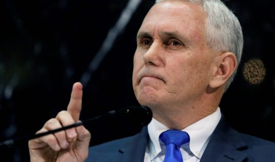 Mike Pence Ruins More Women's Lives With His Tie Breaking Vote