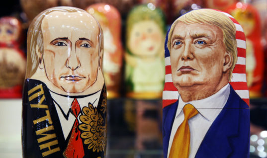 A List Of Everyone Close To Donald Trump With Ties To Russia
