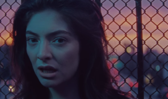 Lorde's New Single Rips Off Another Song