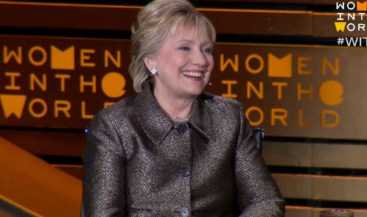 Hillary Clinton's First Interview Since the Election: Russia, Memes and Her Future Plans