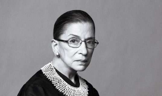 The Efforts of the Legendary Ruth Bader Ginsburg