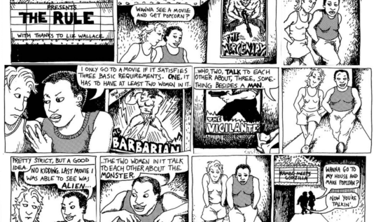 The Bechdel Test: What Is It And Why Is It Necessary?