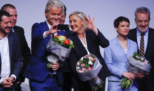 The Populist Lego Effect – Europe's Far Right Settles for Second Place