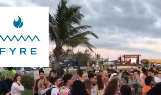 "Fyre Fest: ""Luxury Festival"" Up In Flames With Chaos"
