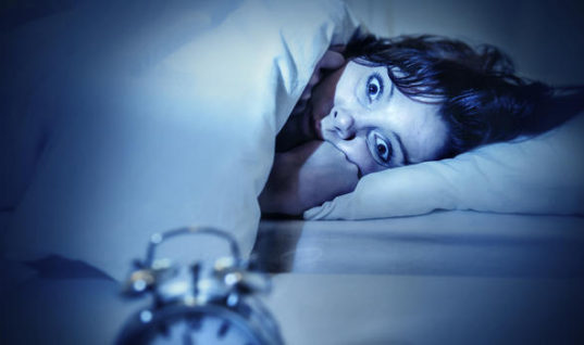 Dealing With Sleep Paralysis
