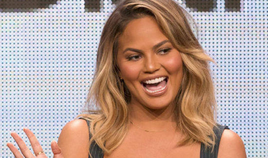 Chrissy Teigen Paid For Aspiring Student's Beauty School Tuition