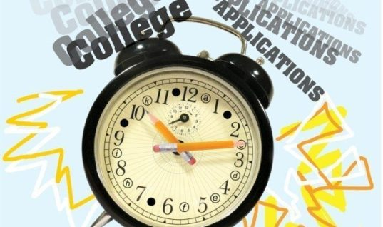 Juniors, Start Your College Application Process This Summer