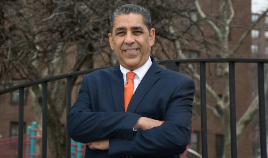 An Interview With Congressman Adriano Espaillat: I Am Proof of the American Dream