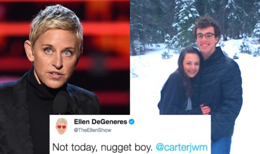 Dear Ellen, Stop Promoting White People Who Do Literally Nothing