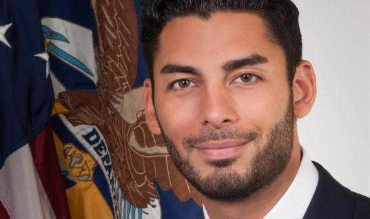 Meet Ammar Campa-Najjar: The Latino Arab-American Congressional Candidate Focused on the #UnstoppableWE